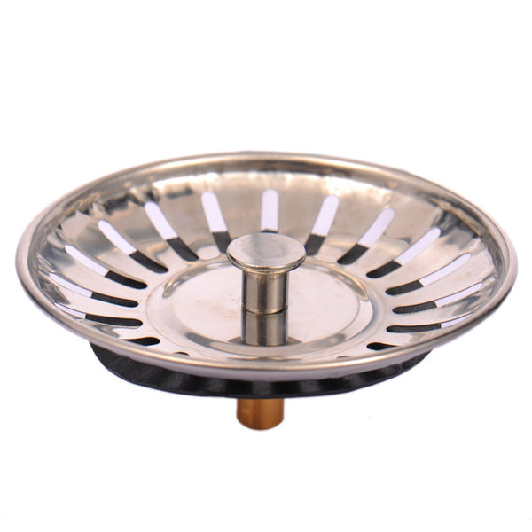 [variant_title] - LeKing High Quality Stainless Steel Kitchen sink Strainer Stopper Waste Plug Sink Filter filtre lavabo bathroom hair catcher