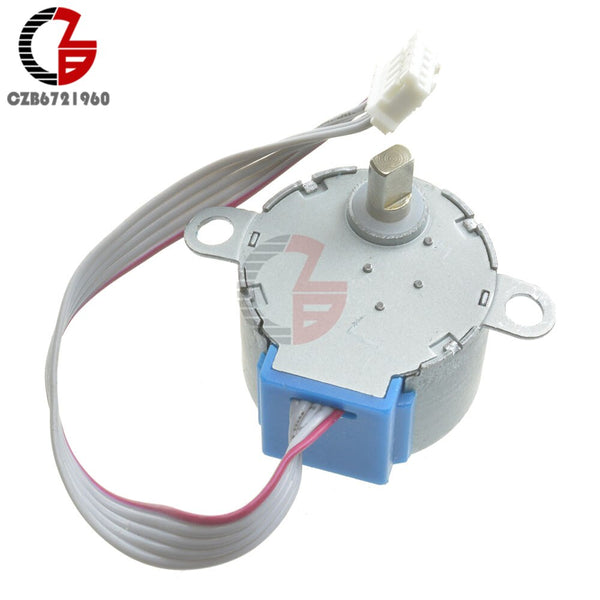 [variant_title] - 28BYJ-48 Valve Gear Stepper Motor DC 5V 4 Phase Step Motor Reduction for Arduino