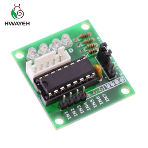 [variant_title] - ULN2003 Stepper Motor Driver Board Test Module For Arduino AVR SMD 28BYJ-48
