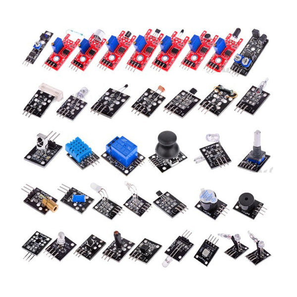 [variant_title] - 37 IN 1 BOX Sensor Kits /37 SENSOR KIT For Arduino HIGH-QUALITY FREE SHIPPING