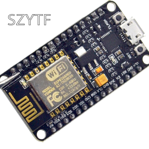 [variant_title] - V3 Wireless module CP2102 ch340 NodeMcu 4M bytes Lua WIFI Internet of Things development board based ESP8266 ESP-12E for arduino