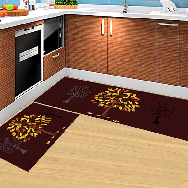 08 / 50x160cm - Kitchen Mat Cheaper Anti-slip Modern Area Rugs Living Room Balcony Bathroom Printed Carpet Doormat Hallway Geometric Bath Mat