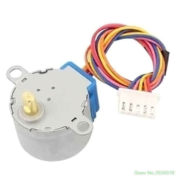 [variant_title] - 5V Stepper Motor 28BYJ-48 With Drive Test Module Board ULN2003 Fit For Arduino Drop Ship 11
