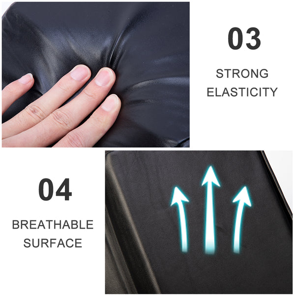[variant_title] - Professional Eyelash Extension Pillow Soft Grafted Eyelashes Ergonomic Memory Pillows For Beauty Salon Use Headrest Neck Support