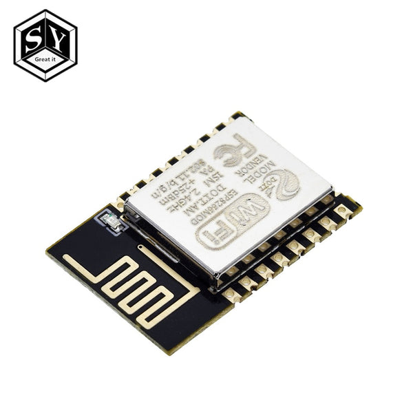 esp-12e - GREAT IT  ESP8266 ESP-01 ESP-01S ESP-07 ESP-12 ESP-12E ESP-12F  ESP-07SWIFI wireless module wireless transceiver For arduino