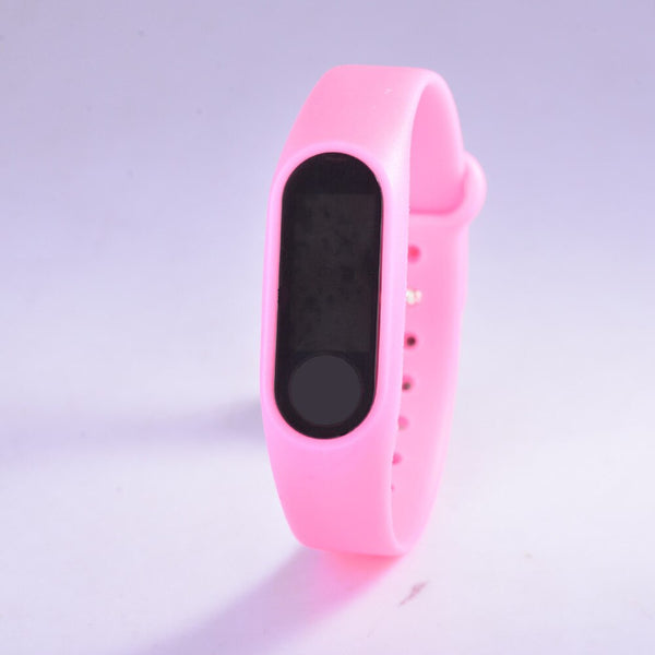 [variant_title] - Relogio Led Digital Student Sport Watch Pink Silicone Women Watches Boy Brand Men Military Wristwatch Children Clock Reloj Mujer