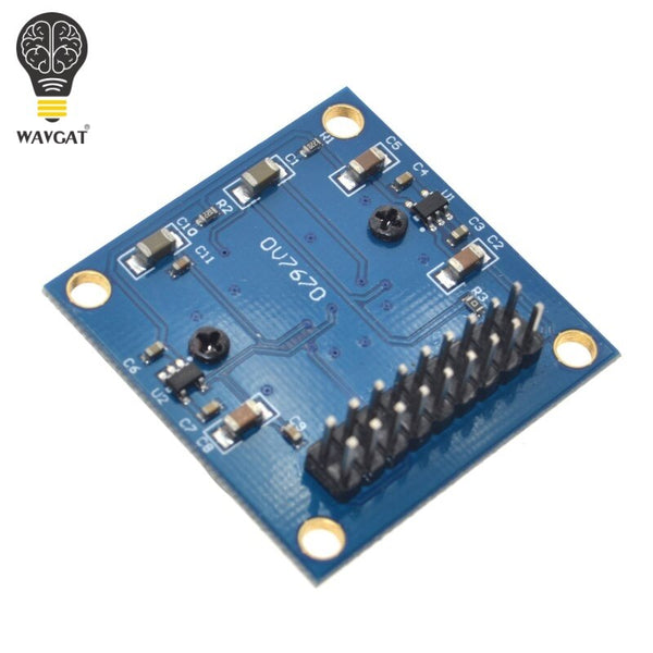 [variant_title] - WAVGAT OV7670 camera module OV7670 moduleSupports VGA CIF auto exposure control display active size 640X480 For Arduino