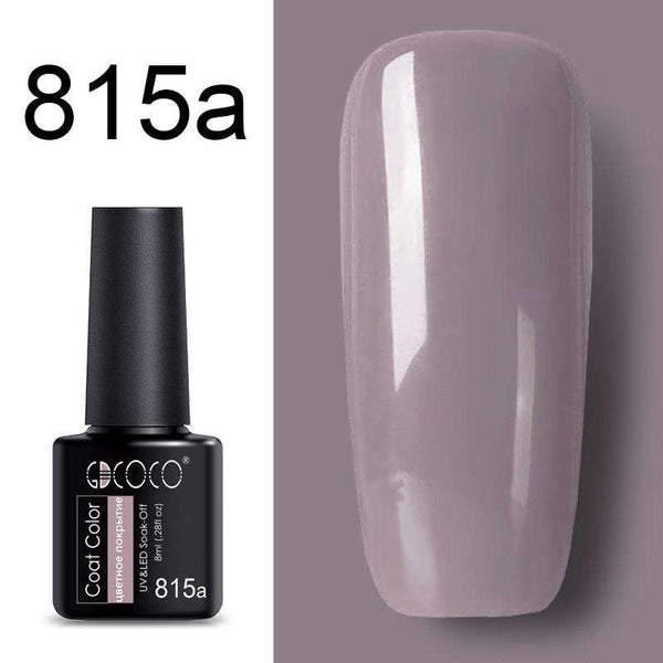 815a - #86102 GDCOCO 2019 New Arrival Primer Gel Varnish Soak Off UV LED Gel Nail Polish Base Coat No Wipe Top Color Gel Polish