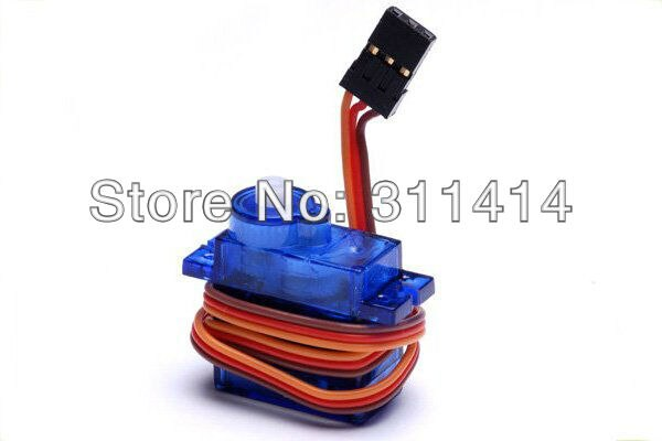 Default Title - 1piece SG90 9g Mini Micro Servo Motor For RC Helicopter Model Airplanes Arduino UNO R3 Car Boat Mini Steering Gear Micro Servo
