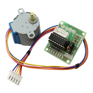 [variant_title] - New Style 5V Stepper Motor 28BYJ-48 + ULN2003 Driver Test Module for Arduino