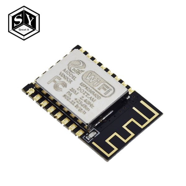 esp-12F - GREAT IT  ESP8266 ESP-01 ESP-01S ESP-07 ESP-12 ESP-12E ESP-12F  ESP-07SWIFI wireless module wireless transceiver For arduino