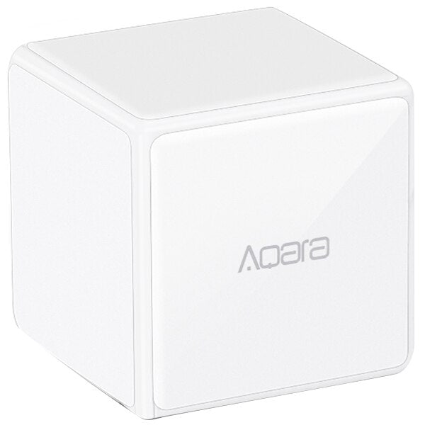 Default Title - Xiaomi AQara Magic Cube Controller Smart Home 6 Actions Mini Device Zigbee Version Wireless Connection Work With Mijia Home App