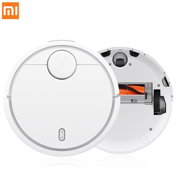 Standard / AU - Original Xiaomi Mi Robot Vacuum Cleaner for Home Automatic Sweeping Charge Dust Cleaner Smart Planned Mijia App Remote Control