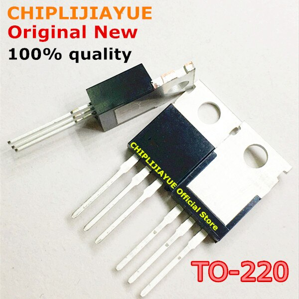 Default Title - (10piece) 100% New LM317T LM317 TO-220 1.2V-37V 1.5A Original IC chip Chipset BGA In Stock