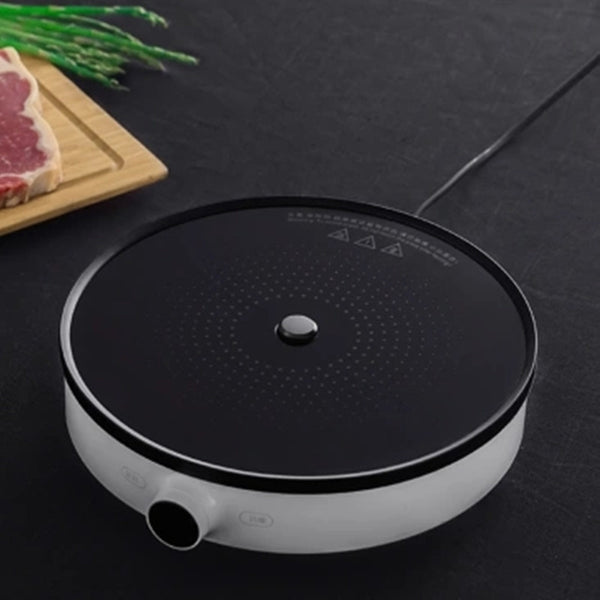 [variant_title] - 2019 Xiaomi Mijia Induction Cookers Mi Home Smart Creative Precise Control Induction Plate Tile Hot Pot App Remote Control 220V