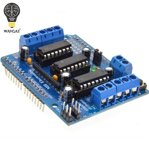 Default Title - Freeshipping  L293D motor control shield motor drive expansion board FOR Arduino motor shield