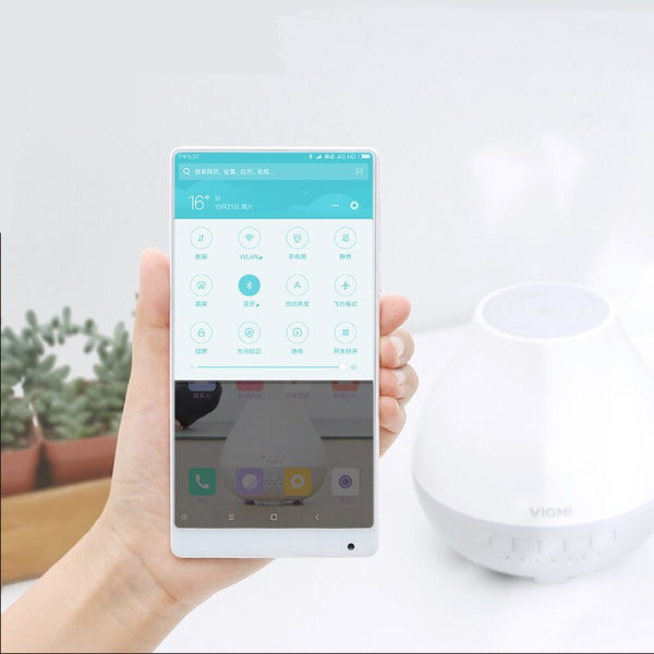[variant_title] - Original xiaomi youpin Viomi Aromatherapy Machine Smart App Remote Control Music Speakers Air Humidifier Bluetooth led light New