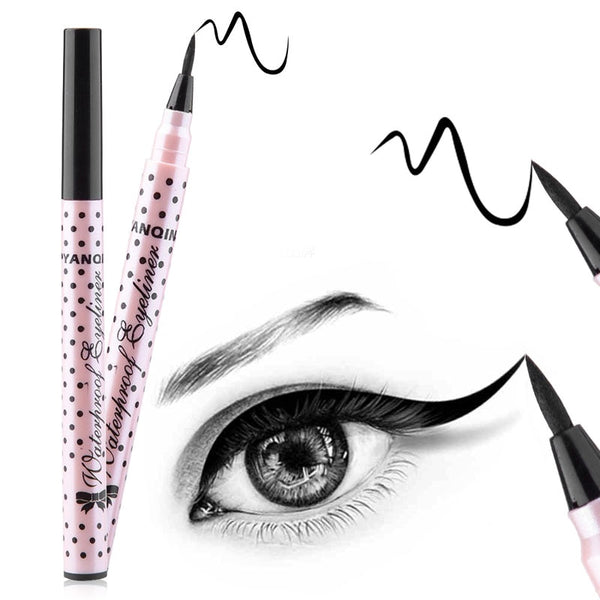 [variant_title] - 3 Style Choose Ultimate 1 Pcs Black Long Lasting Eye Liner Pencil Waterproof Eyeliner Smudge-Proof Cosmetic Beauty Makeup Liquid