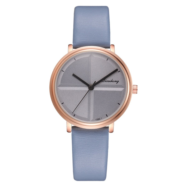 Sky Blue - Exquisite Simple Style Women Watches Small Fashion Quartz Ladies Watch Drop shipping Top Brand Elegant Girl Bracelet Watch
