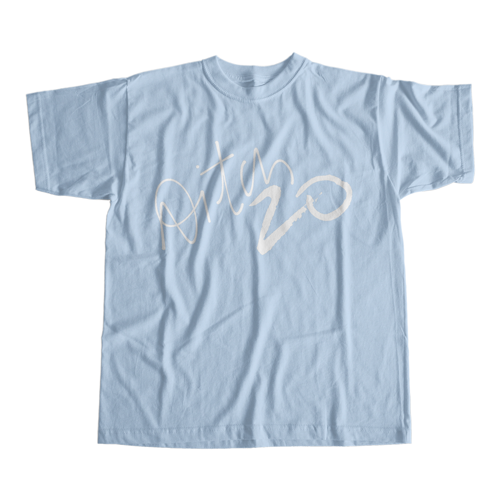 AitcH20 Tee (Light Blue)