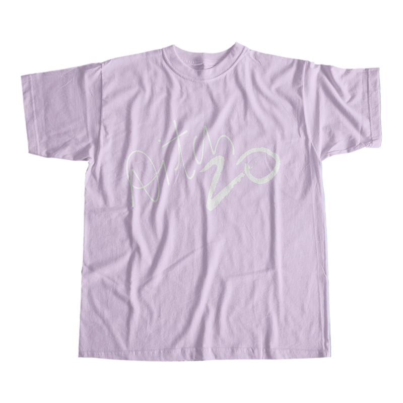 AitcH20 Tee (Light Pink)