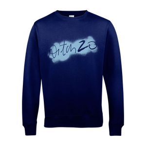 Spray Logo Sweatshirt