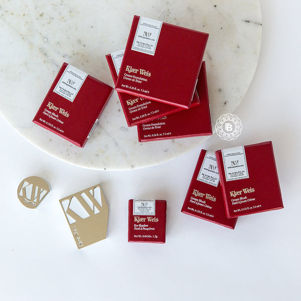 kjaer weis natural makeup