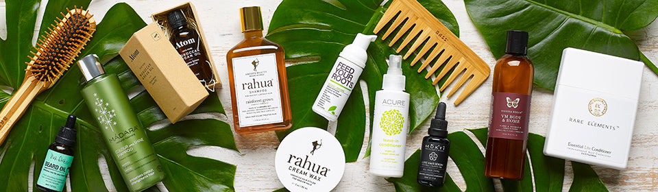 Natural and Organic Haircare