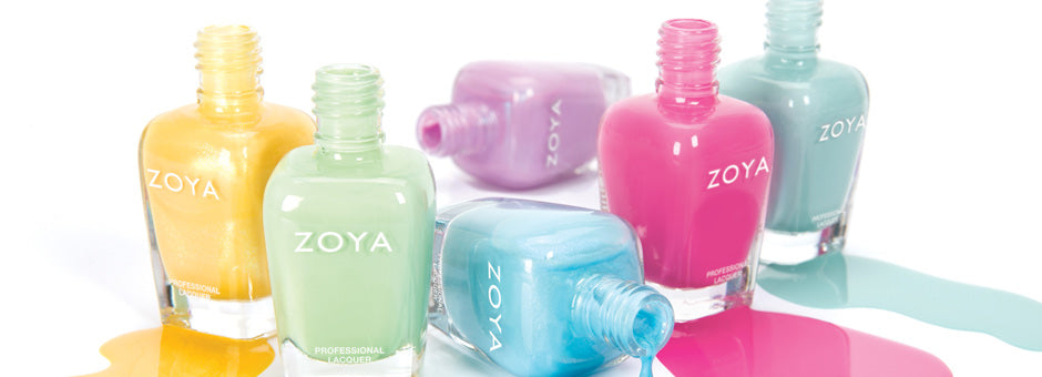 The Worlds Longest Wearing Natural Nail Polish Comes In An Irresistible Spectrum Of Colours Free From Harmful Chemicals And Toxins Zoya 5