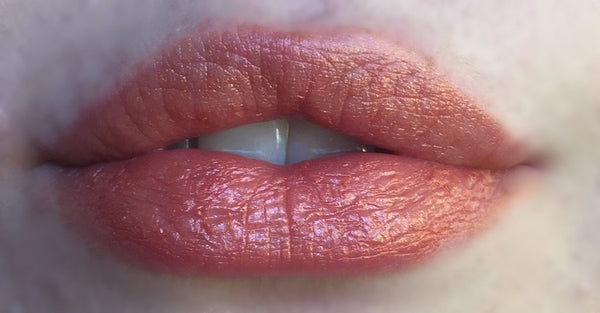 Axiology Natural Organic Lipstick Virtue swatch
