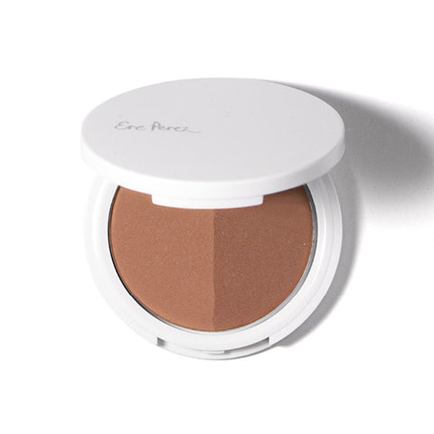 Ere Perez Rice Powder Blush & Bronzer - Roma