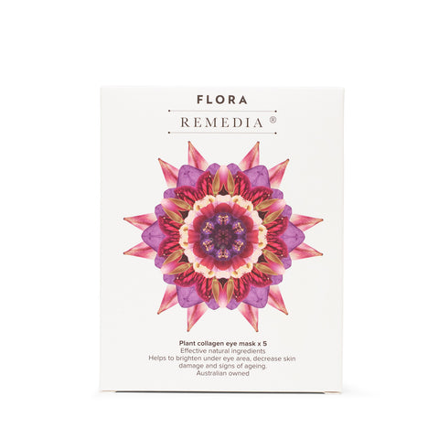 Flora Remedia Plant Collagen Eye Mask