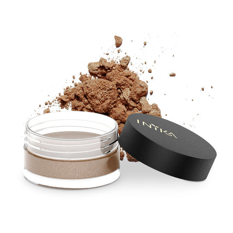 INIKA All Natural Mineral Eyeshadow Burnt Sienna