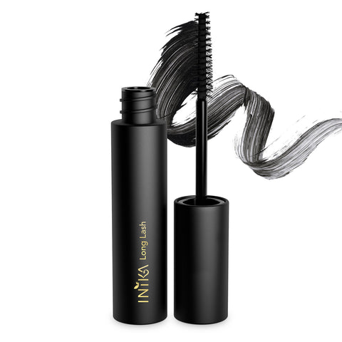 INIKA Long Lash Vegan Mascara - Black