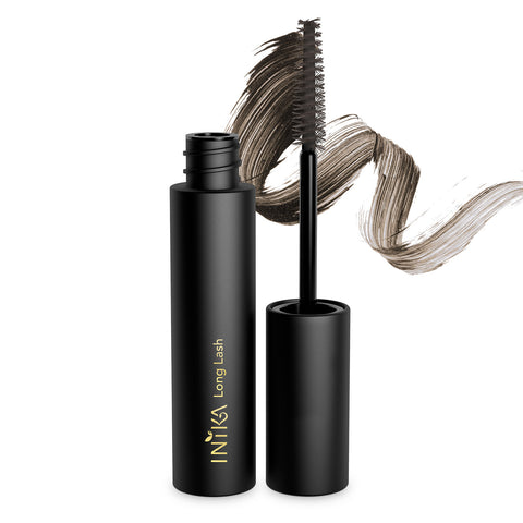 INIKA Long Lash Vegan Mascara - Brown