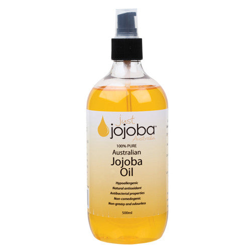 Just Jojoba – Jojoba Oil 500ml