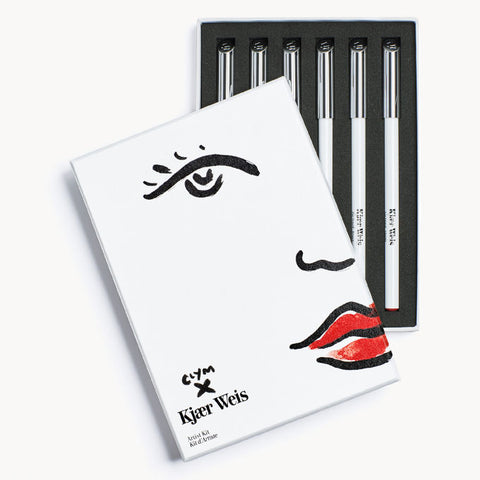 Kjaer Weis Artist Kit - Pencil Set