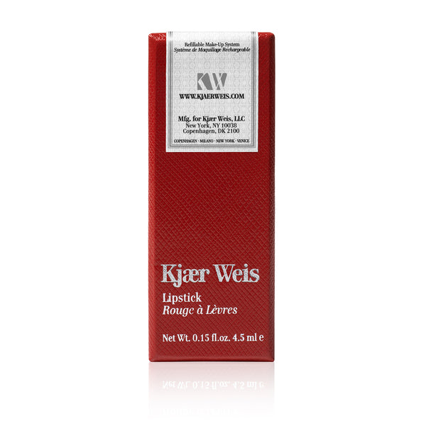 Kjaer Weis Lipstick Packaging