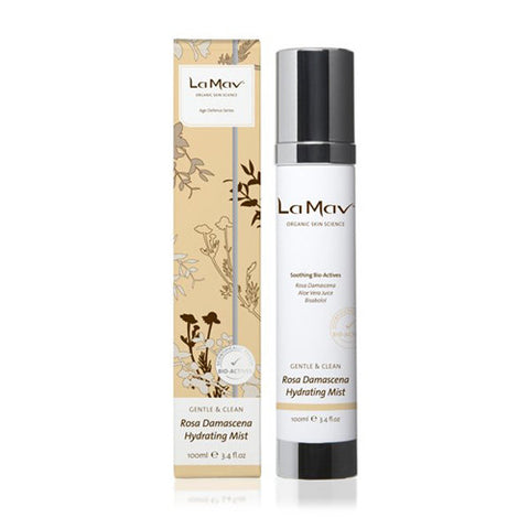 La Mav Rosa Damascena Hydrating Mist
