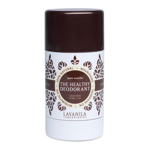 LAVANILA The Healthy Deodorant Pure Vanilla Stick