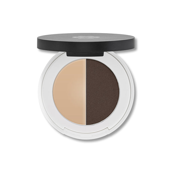 Lily Lolo Eyebrow Duo Dark