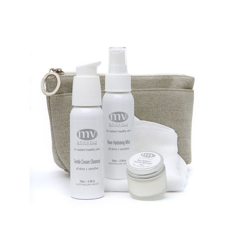 MV Skincare Travel Essentials - Normal + Sensitive