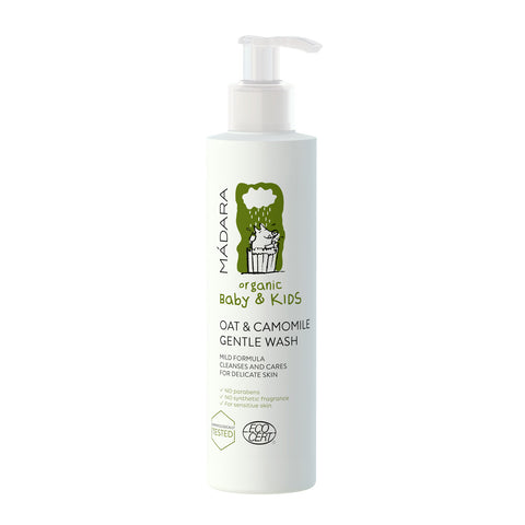 MADARA Oat & Camomile Gentle Wash