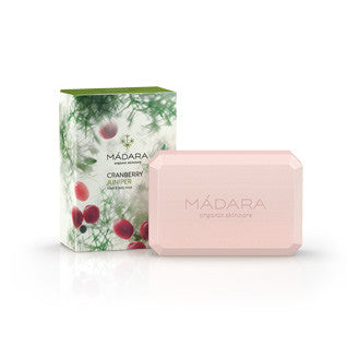 MADARA Cranberry & Juniper Soap