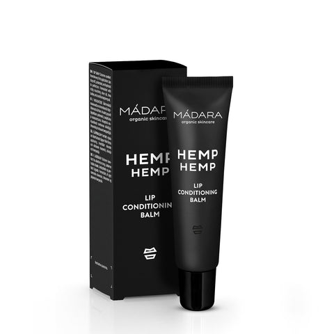 MADARA Lip Conditioning Balm Hemp