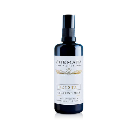 Shemana Crystalline Elixirs Crystal Clearing Mist