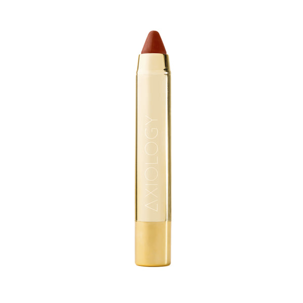 Axiology Natural Organic Lip Crayon Valor