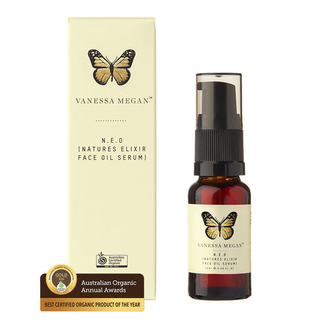 Vanessa Megan Nature's Elixir Face Oil (NEO)
