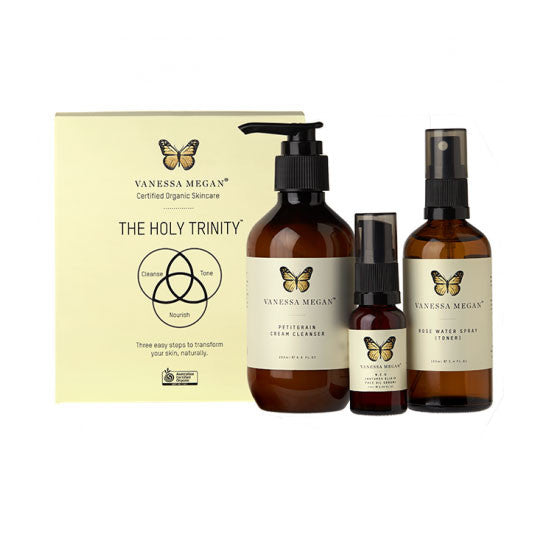 "Vanessa Megan Organic ""The Holy Trinity"" Set"