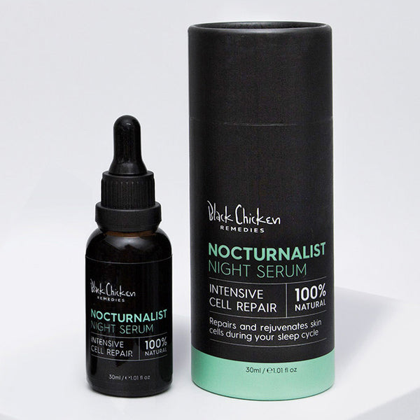 Black Chicken Nocturnalist Night Serum
